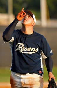(Jose Fernandez in High School, pitching for Alonso HS, photo courtesy of tampabay.com)