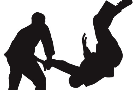 self defense law Humanity has always recognized that individuals should have the right to defend themselves from violence in international law this basic normative intuition is.