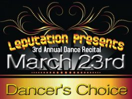 Leputation's 3rd Annual Dance Recital