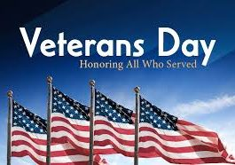 Veterans Day Recognition