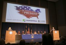 Candidates Square-Off in Debates at Lander University Days Before Election
