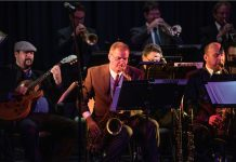 Lander professor creates long-awaited statewide jazz ensemble