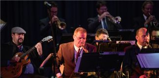 Lander professor creates long-awaited statewide jazz ensemble
