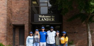 Lander University Names Orientation Leader Team for 2019