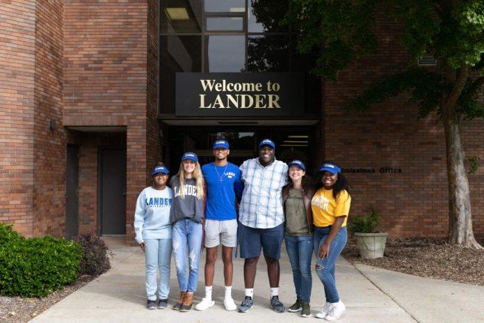 Lander University Names Orientation Leader Team for 2019