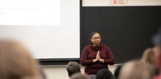 Lander Professor Provides Personal Insight Into Groundbreaking Desegregation Case