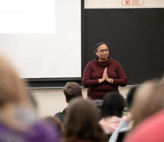 Lander Professor Provides Personal Insight Into Groundbreaking Desegregation Case