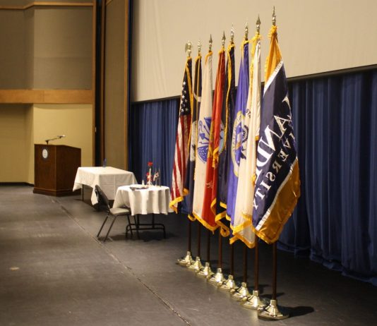 Lander University honors veterans at Greenwood County Hall of Heroes induction ceremony