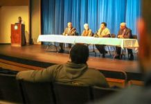 Panelists share insightat Lander's Black History Month kickoff