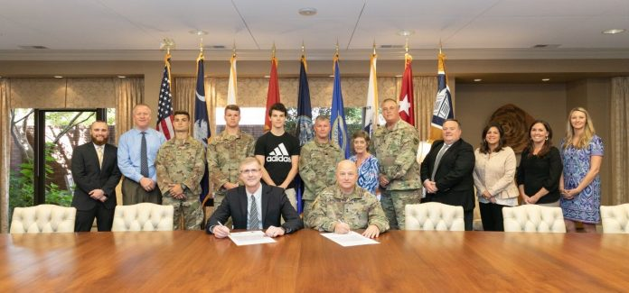 Lander and S.C. National Guard Announce Special Tuition Rates for Military Personnel