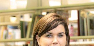 Lander graduate hopes to turn love of children's books into fulltime career