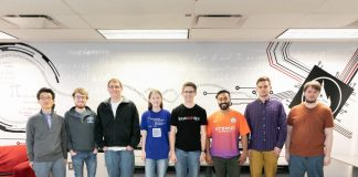 Lander computer team holds own at Roanoke – Top 10 finish holds bigger promise for future